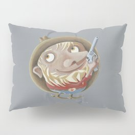 Sagittarius (grey) Pillow Sham