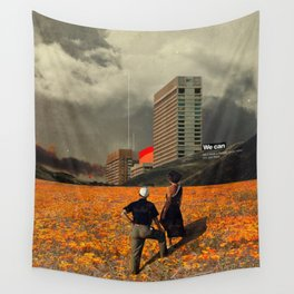 We Can Wall Tapestry
