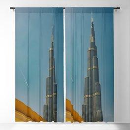 Dubai 66 Blackout Curtain