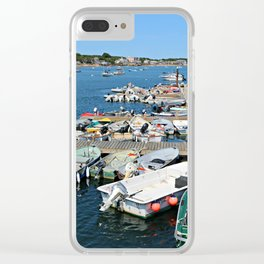 Provincetown Runabouts Clear iPhone Case