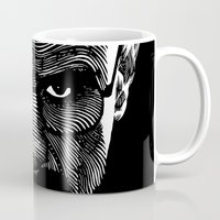 cook Mugs featuring The Cook by Azafran