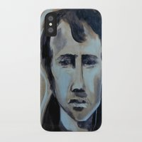 rogue iPhone & iPod Cases featuring Rogue by Talitha Etters