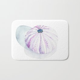 Touched by the Sea Bath Mat