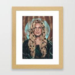 May We Meet Again Clarke Framed Art Print
