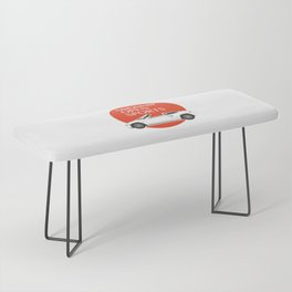 Midship Open Sports Bench