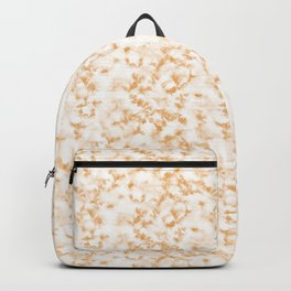 Golden Apricot Tie Dye by Erin Kendal Backpack