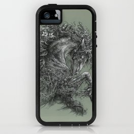 Moss Lord iPhone Case