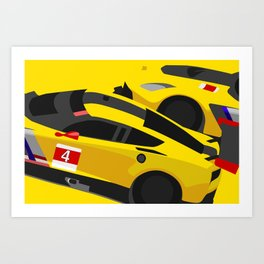 00.034 Seconds Art Print