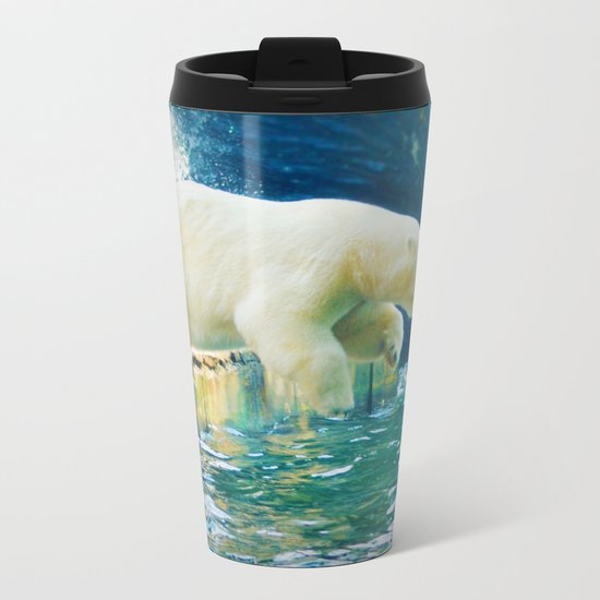 Polar Metal Travel Mug