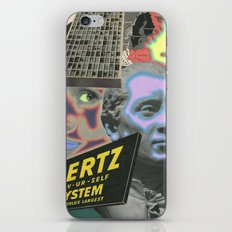 HERTZ iPhone & iPod Skin