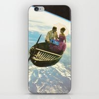 lovers iPhone & iPod Skins featuring Lovers by flirst