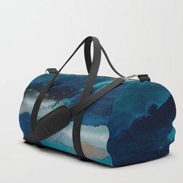DEEP - Resin painting Duffle Bag