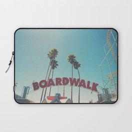 Santa Cruz boardwalk ... Laptop Sleeve