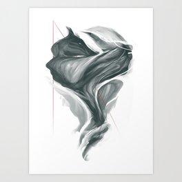 Spirit Animal Art Print
