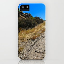 Dust and Dirt iPhone Case