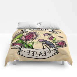 Venus' Trap Comforters