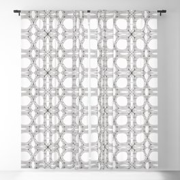 Poplar wood fibre walls electron microscopy pattern Blackout Curtain
