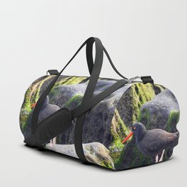 Black Oystercatcher Duffle Bag