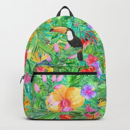 Foret tropicale Backpack