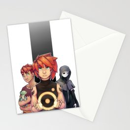 Core: Of Dreams and Origins Stationery Cards