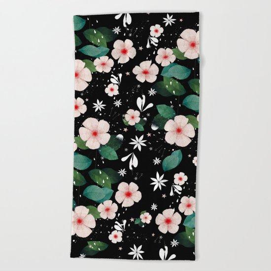 haiku Beach Towel