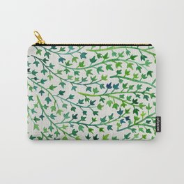 Summer Ivy Carry-All Pouch