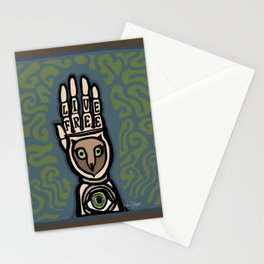 In Celebration of Freehand Stationery Cards