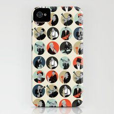Jazz  Slim Case iPhone (4, 4s)