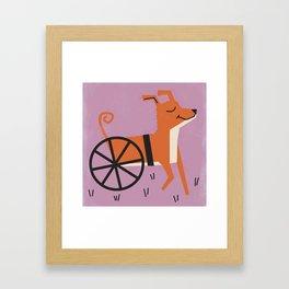 Dog_23 Framed Art Print