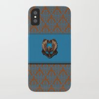 ravenclaw iPhone & iPod Cases featuring Ravenclaw House by Sarah and Bree