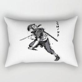 Anbu Ink Rectangular Pillow