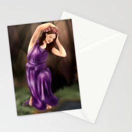 The Water Nymph Stationery Cards
