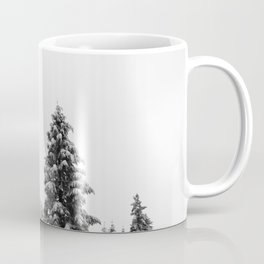 Fir Forest Treescape - 52/365 Coffee Mug