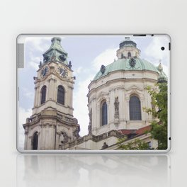 Church in Prague Laptop & iPad Skin