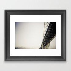 fremont Framed Art Print