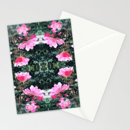 Candy Coated Roses Stationery Cards