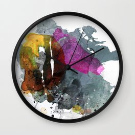 Not everything is going right now Wall Clock