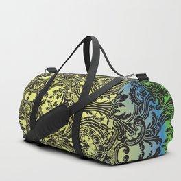 Baroque ornament Duffle Bag
