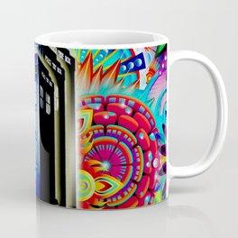 Tardis Colorfull Coffee Mug