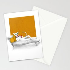 starting with a coffeebreak Stationery Cards