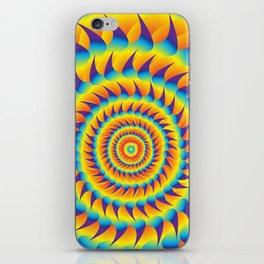 Sharky Rainbow iPhone Skin