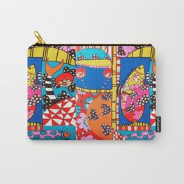 On s'en FISH Carry-All Pouch
