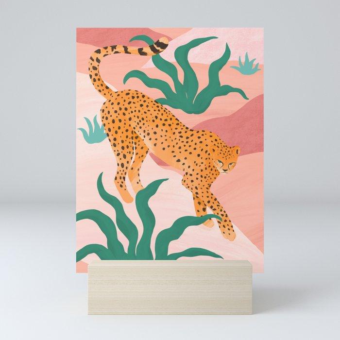 Mild Day Mini Art Print