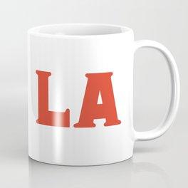 LA Coffee Mug