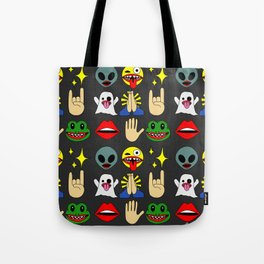 Goons Emojis Tote Bag