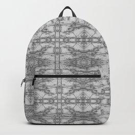 Digital Ornate Pattern Backpack