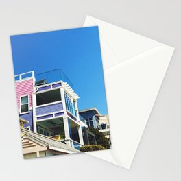 Sea Homes Stationery Cards