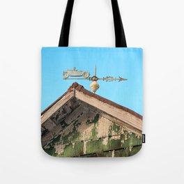 Wind vane Tote Bag