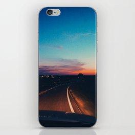 Waco Road iPhone Skin