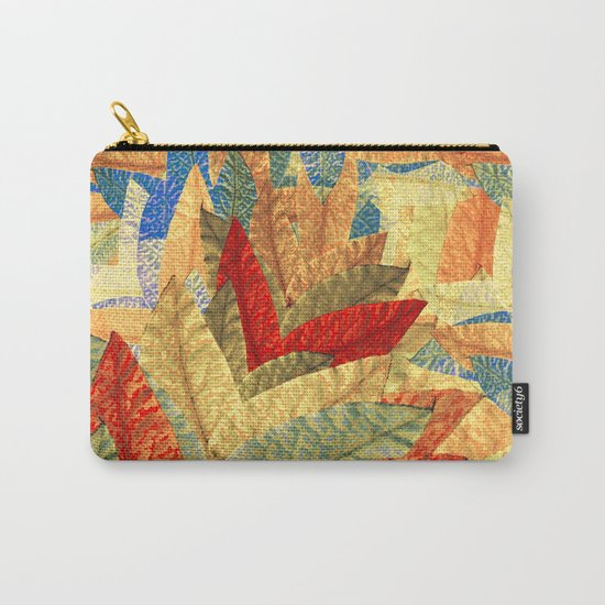 Expecting Autumn Carry-All Pouch